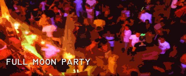 Full Moon Party 6 Nov 2014 Koh Phangan