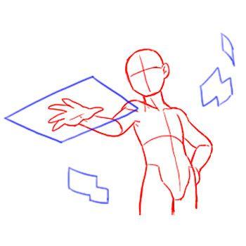 """面型 ユニットイラストのエフェクトは「ベクトル」「面」「球体」で攻略! イラストの描き方 Plane shaped effects Unit illustration effect tutorial: """"Vector"""", """"Plane"""" and """"Ball"""" shaped effects   Illustration tutorial"""