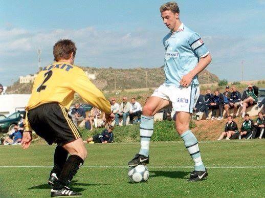 Ibrahimovic, 1998 Malmo.