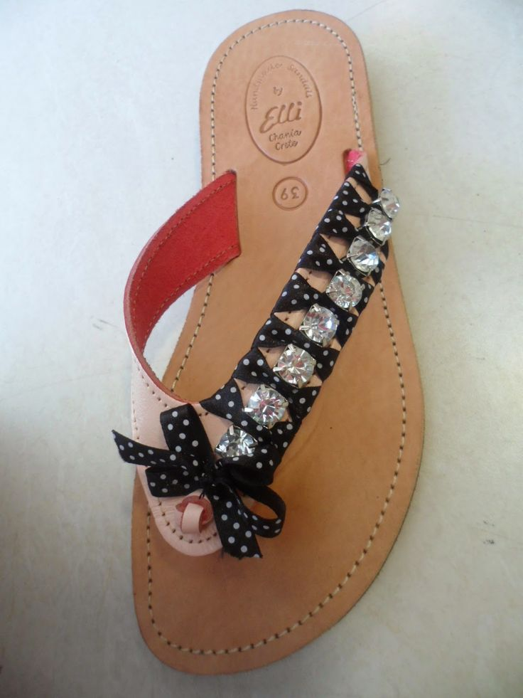 Elli's Shoes & Sandals: Diana