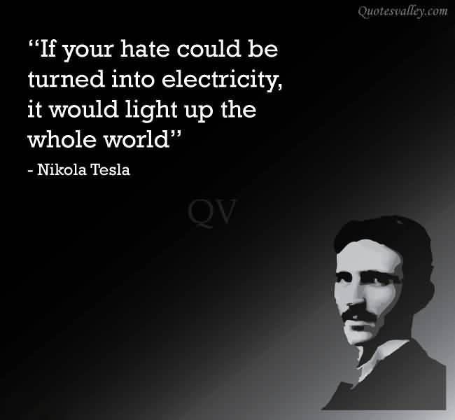 Nikola Tesla, one of the greatest minds, an #AmericanDemocraticSocialist, we are in the best of company...