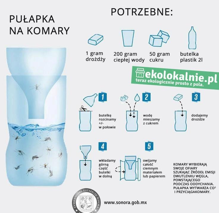 Pułapka na komary (: