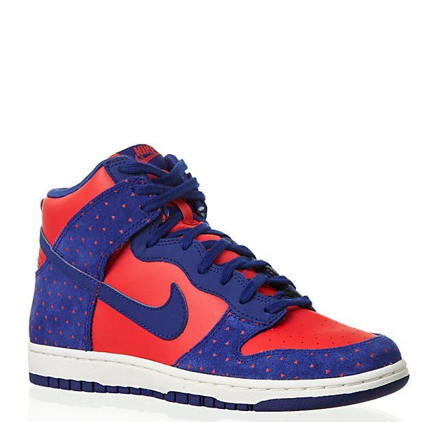 official photos bb122 88b0a ... Nike sneakers Dunk Hi Skinny Print