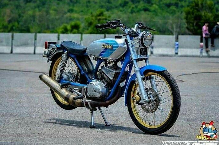 Yamaha rx king thailook