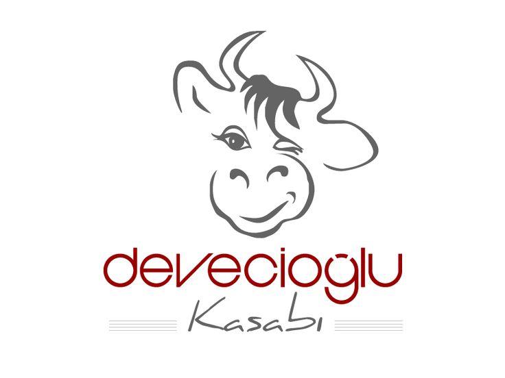 Devecioğlu Kasabı logo tasarımı