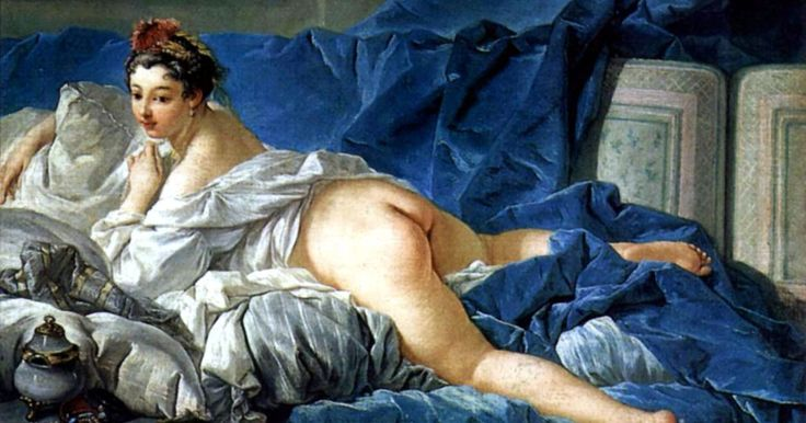 людовик 15 и кего королева мария: Франсуа Буше