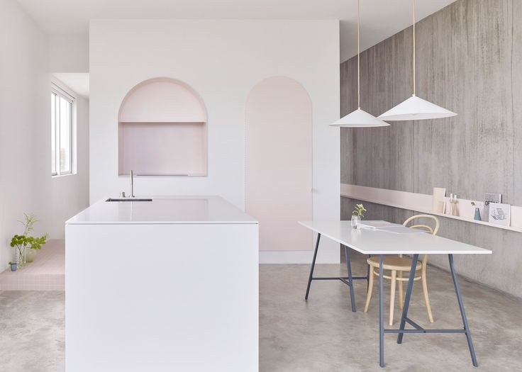 BoardGrove Architects designs Melbourne apartment as a gallery