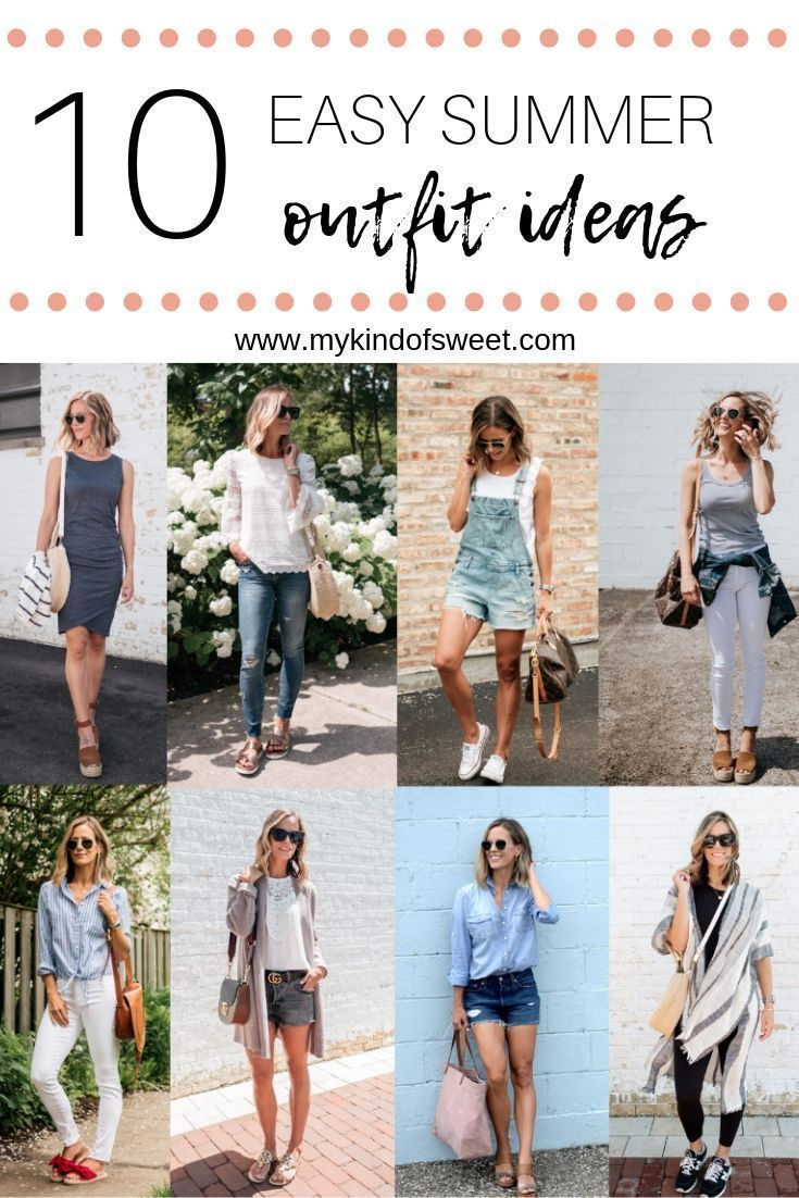 Current Favorites | Simple summer outfits, Summer outfits