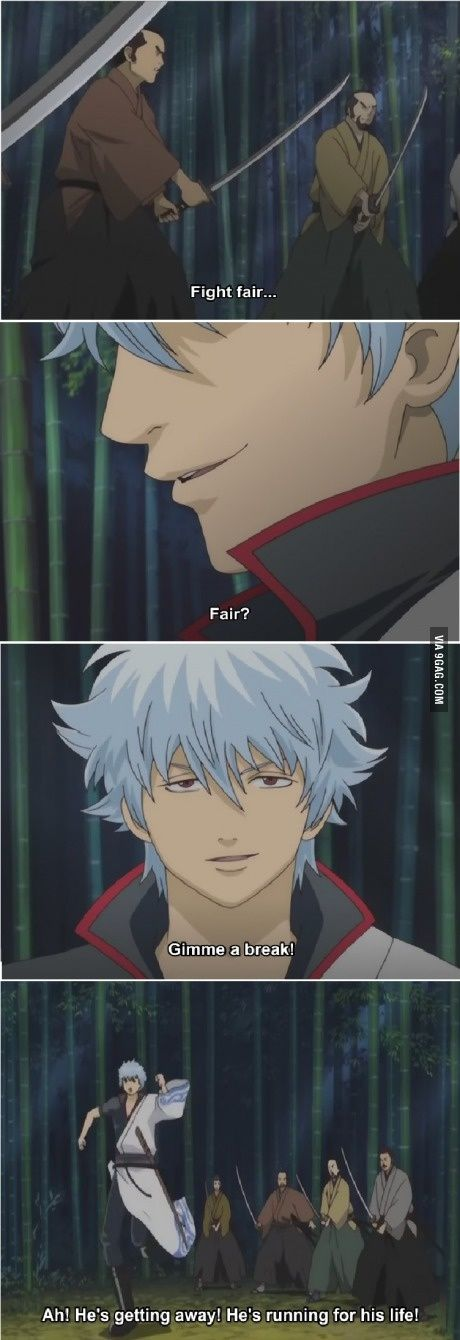 Gintama Funny Pictures 68 best images about G...