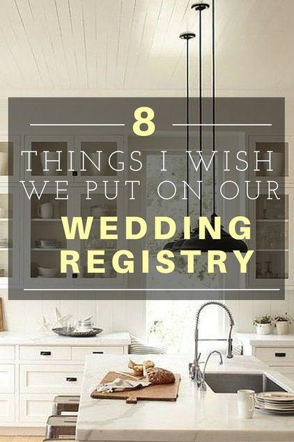 121 best Wedding Registry images on Pinterest Appliances, Domestic - fresh blueprint registry fees
