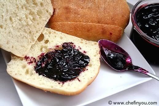 Concord Grapes Jam