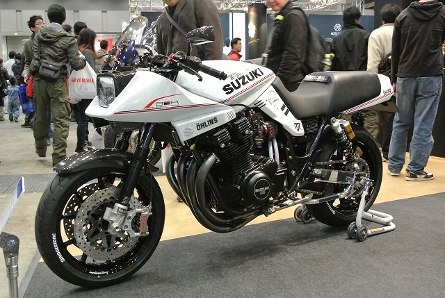 custom suzuki katana bright logic - Google Search