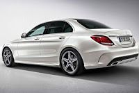 The New Mercedes C-Class AMG Sport