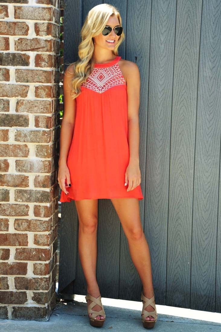 Cool Casual College Graduation Dresses Chasing The Sun Dress: Coral - Hope's Boutique Check more at https://24myshop.ml/my-desires/casual-college-graduation-dresses-chasing-the-sun-dress-coral-hopes-boutique/