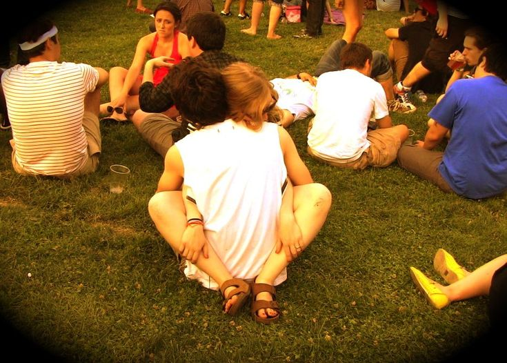 Love on the lawn at Pitchfork Music Festival