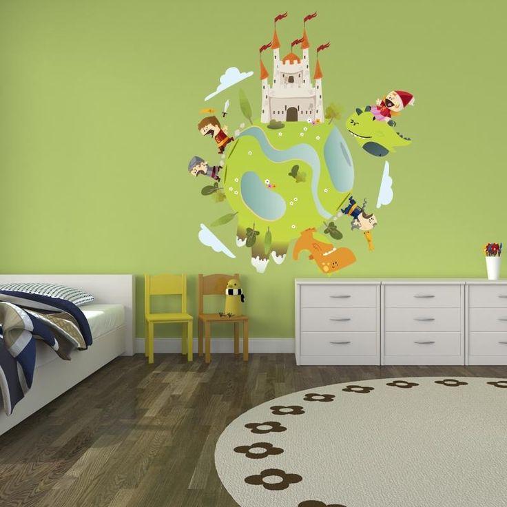 Adesivi da parete Adesivo da parete a colori ''Magic World'' Vinyl Wall Stickers Decals https://www.adesiviamo.it/prodotto/1039/Adesivi-da-parete/Adesivi-da-parete/Adesivo-da-parete-a-colori-Magic-World-Vinyl-Wall-Stickers-Decals.html