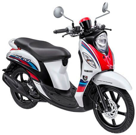 Yamaha Fino FI  Kredit Motor Yamaha Fino FI Sporty – Premium. Diskon Spesial ! Dealer Resmi Yamaha Khusus Wilayah Jakarta, Tangerang, Depok, Bekasi dan Bogor