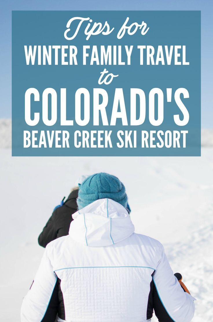 Tips for Winter Family Travel to #Colorado's Beaver Creek Ski Resort via @GotoTravelGal - less crowded skiing, more charm!