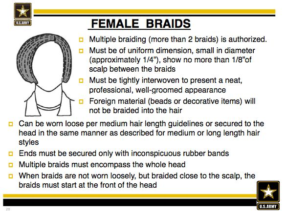 Remarkable 17 Best Ideas About Army Hair Regulations On Pinterest Army Nail Hairstyles For Men Maxibearus