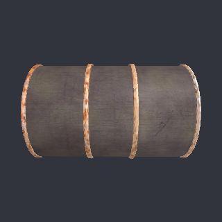 Barrel2.obj Tank Support - Poser - ShareCG 8499 vertices - 9774 polygons