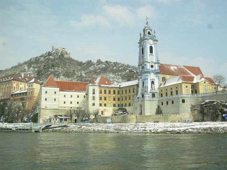 Durnstein Austria  city pictures gallery : Durnstein, Austria | Places I've been | Pinterest