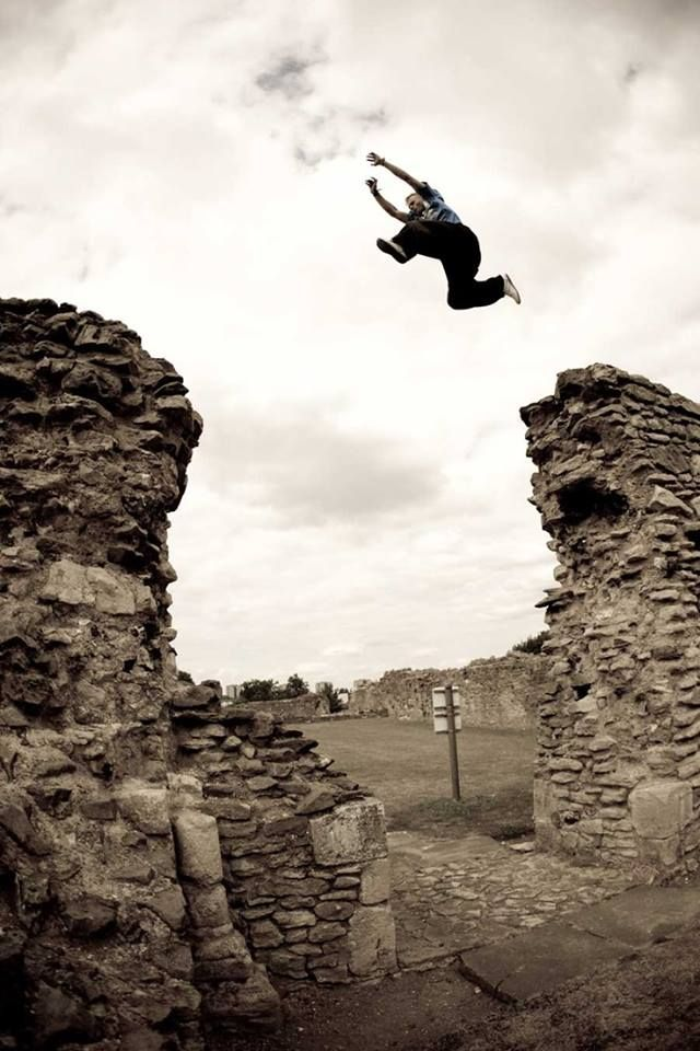 Could you? #freerunning