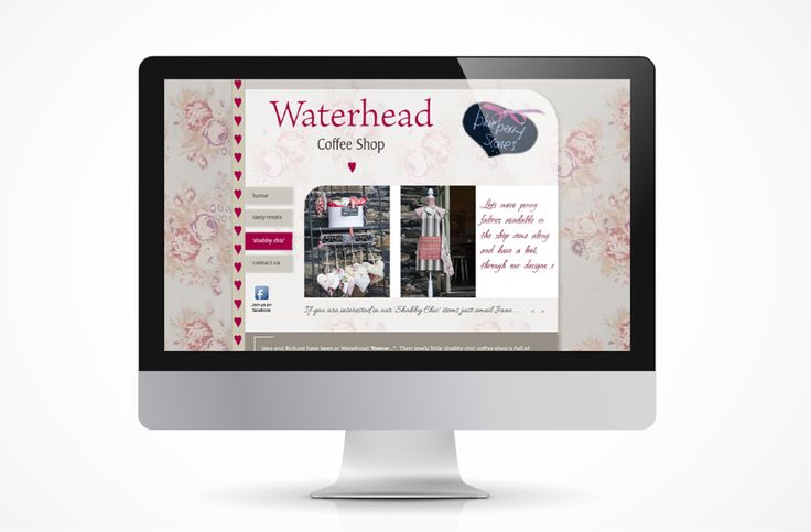 Waterhead Coffee Shop - a fantastic little find overlooking Lake Windermere.  New Branding and Website created 2014.  Well worth a visit as there blueberry scone and cream is just awesome!!  http://www.waterheadcoffeeshop.co.uk