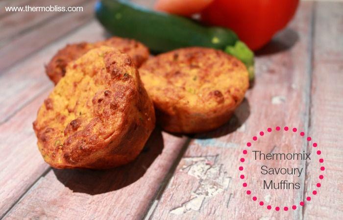 savoury muffins feature