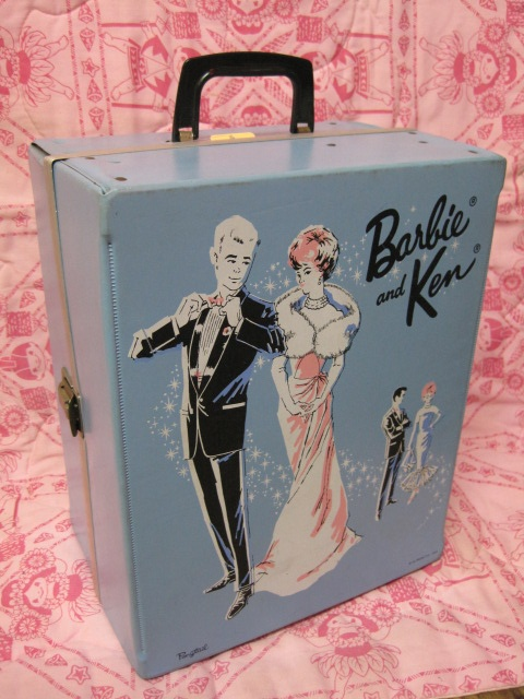 Barbie and Ken case