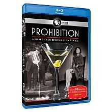 Ken Burns.    Prohibition.   Blu-ray.     Shop PBS