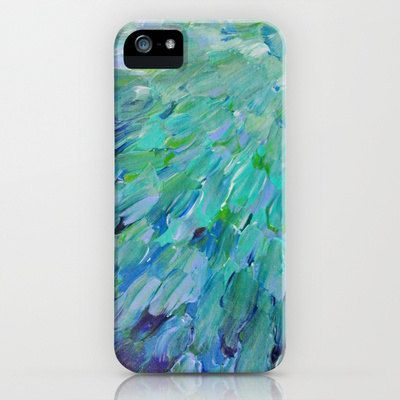 SEA SCALES Custom iPhone 4 4S 5 5S 5C Case by EbiEmporium, $39.00 Lovely teal royal navy blue kelly green cerulean turquoise blue ocean waves beach #ombre splash nature modern stylish fashionable abstract acrylic painting chic design #iphone #case #cell #phone #gift #cover #plastic #tech #techie #device #colorful #madetoorder #custom #art #abstract #iphone4 #iphone4s #iphone5 #iphone5s #iphone5c