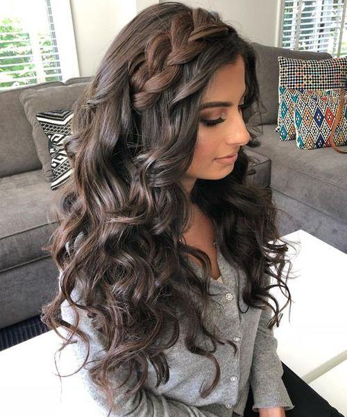 up styles for long thick hair ash thick wavy hairstyles 2019 for 6938 | d229fb4089b59c598e6c8364d71d72ea