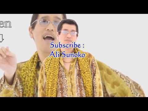 How a 'Pen Pineapple Apple Pen' earworm took over the internet?