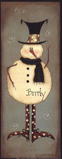 Mini-Brrrly