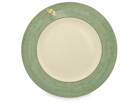 Wedgwood - Sarah's Garden Green Dinner Plate | Peter's of Kensington