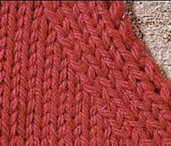 Lean to the right, lean to the left (We're talking decreases!) - Knitting Daily - Blogs - Knitting Daily