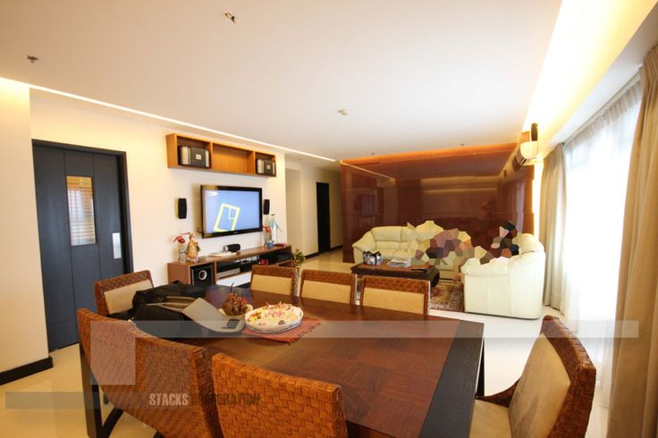 Here are some interior design ideas for your condo unit in for Condo unit interior designs