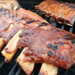Perfect BBQ Pork Ribs @ allrecipes.com.au
