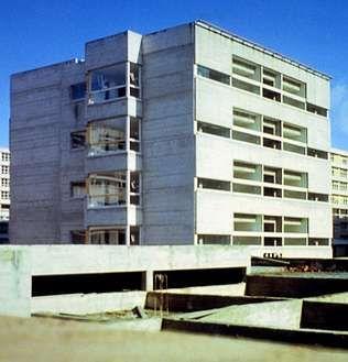 Unidade Veciñal nº 3 en Elviña | José Antonio Corrales | A Coruña (1967)