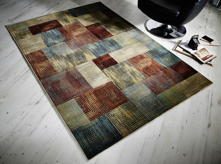 Indepth and unique design element of this rug is what makes it a must buy floor element for your room. #floralrugs #multicolouredrugs #largerugs #runners