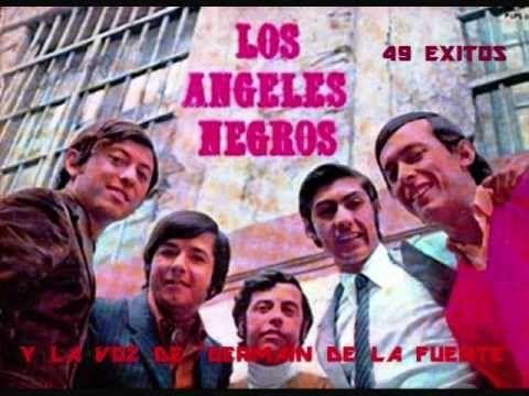 """Los Ángeles Negros - """"París Ante Ti"""""""