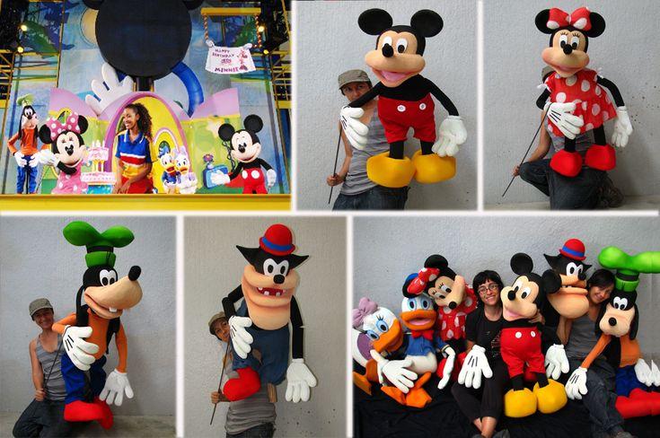 Tienda de Marionetas y Títeres de Goma Espuma | Fabricación a medida.