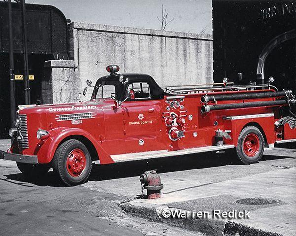 Chicago Fire Department History | chicagoareafire.com