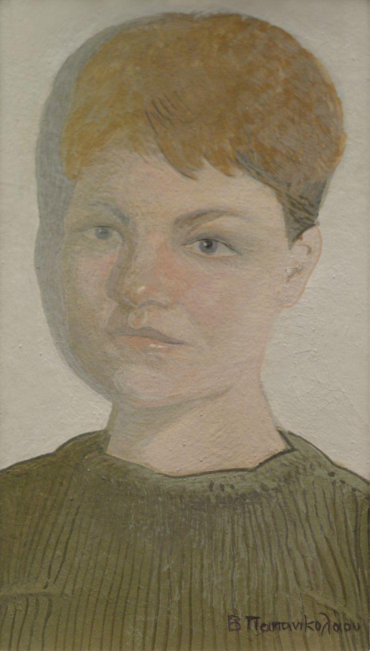 Μικρό πορτρέτο της Αθηνάς (έργο συλλογής) | Felios Collection