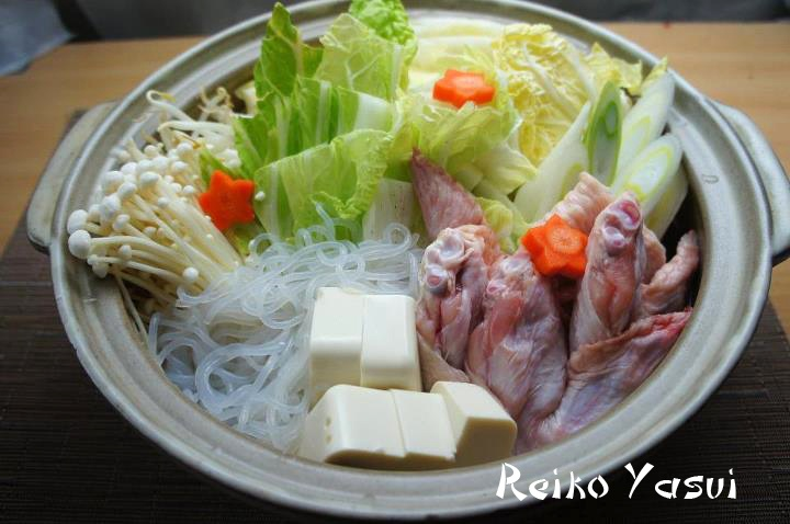 How to cook a basic Nabe by three-step. #nabe