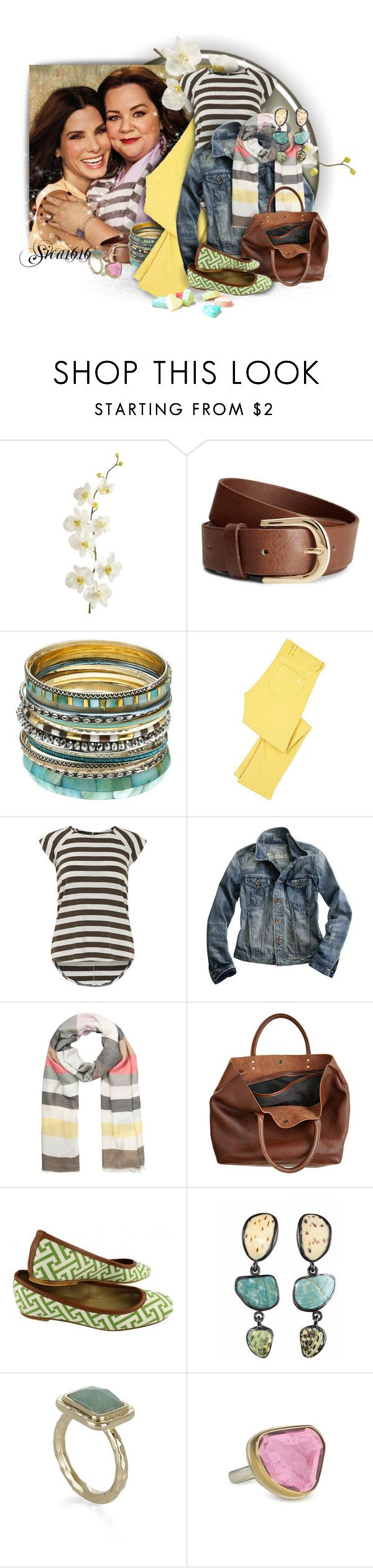 """""""Fav Celeb(s)"""" by sica1616 ❤ liked on Polyvore featuring Pier 1 Imports, H&M, Accessorize, M.i.h Jeans, Dorothy Perkins, Madewell, John Lewis, Monserat De Lucca, Monies and BCBGMAXAZRIA"""