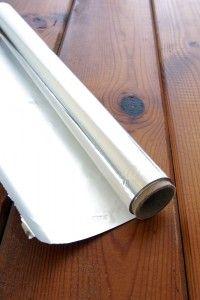 21 Uncommon Uses for Aluminum Foil #kitchen #homeimprovement #tips