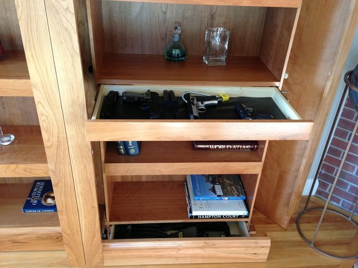 Q Line Design Makes High End Custom Furniture With Secret Compartments For  Guns And Valuables