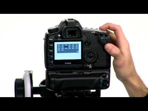 Video Tutorial: Canon 5D Mark II Basics 101