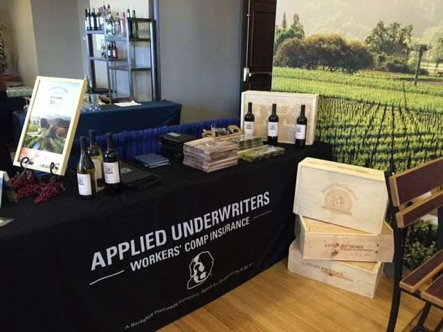 The Applied Underwriters Harvest Booth Is Back In North Carolina At IIANC Show